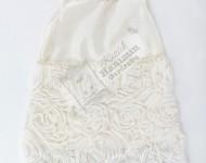 Beyaz İncili Elbise